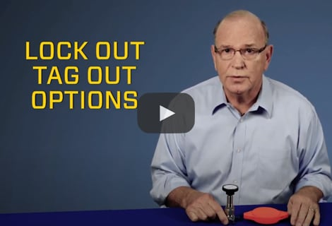 Lock Out Tag Out Options for Swagelok Valves